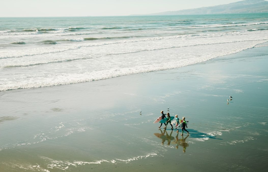Interactive + Playful Weekend Nanny Needed for Three Kids in Santa Monica! $25-$28/hr Gross!