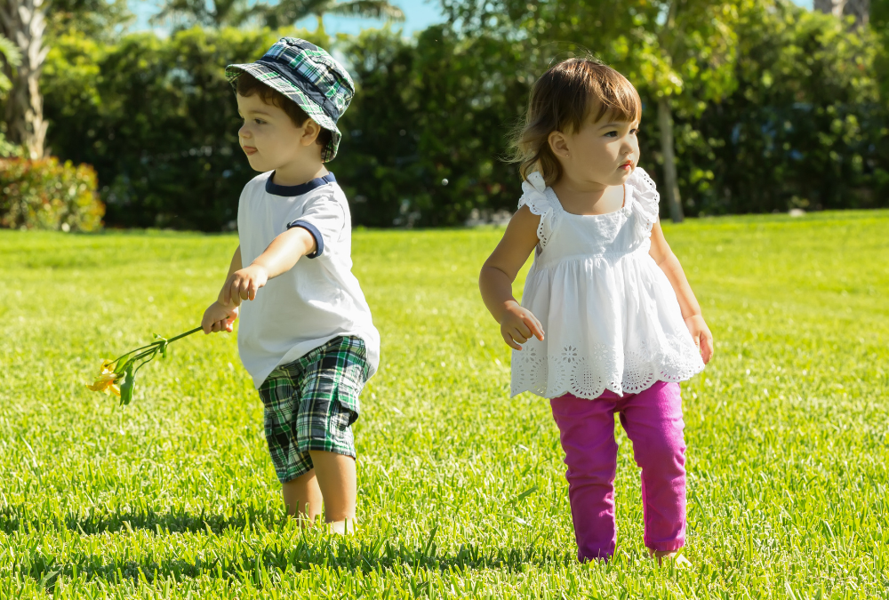 Engaging PT Nanny NEEDED for Toddler Boy/Girl Twins in West LA!