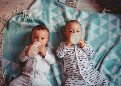 Full-Time Nanny NEEDED for Adorable Twins in San Marino! $25/hr!