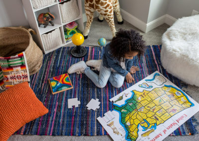 Outstanding FT Role in the Palisades for the Educationally-Minded Nanny!