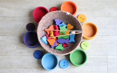 Everything Nannies Need to Know About Montessori Education